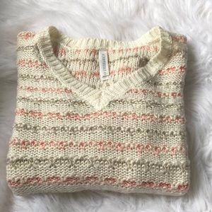 🧡🤍 AEROPOSTALE Sweater